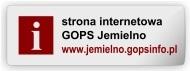 Link do Gminnego Ośrodka Pomocy Społecznej w Jemielnie
