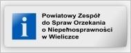 Link do Powiatowego Zespołu do Spraw Orzekania o Niepełnosprawności w Wieliczce