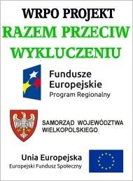Link do Wielkopolski Regionalny Program Operacyjny Razem Przeciw Wykluczeniu