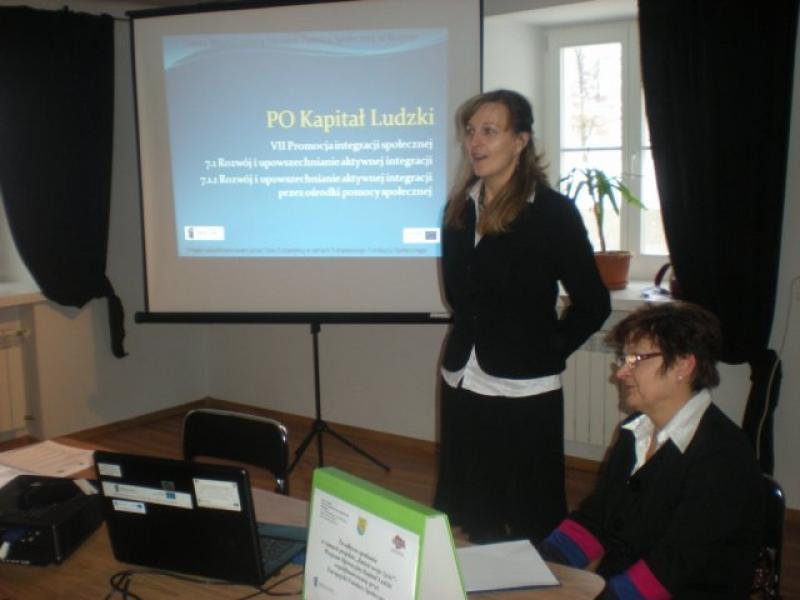 EFS_POKL 2010. Podsumowanie Projektu i wręczenie dyplomów