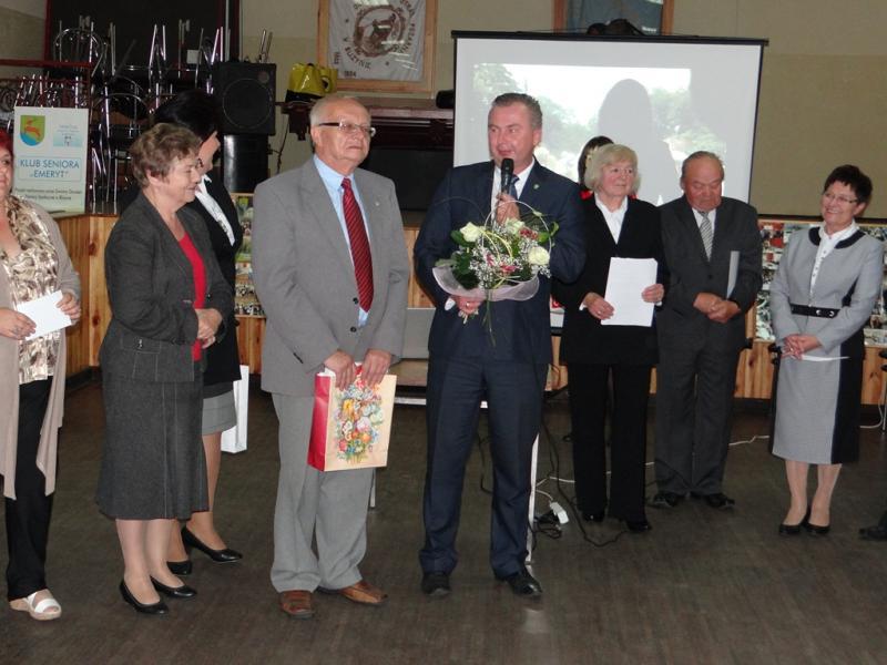 5 - lecie Klubu Seniora - październik 2013