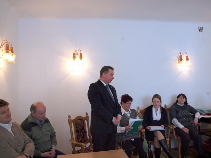 Protokół z posiedzenia Zespołu Interdyscyplinarnego d/s zapobiegania przemocy