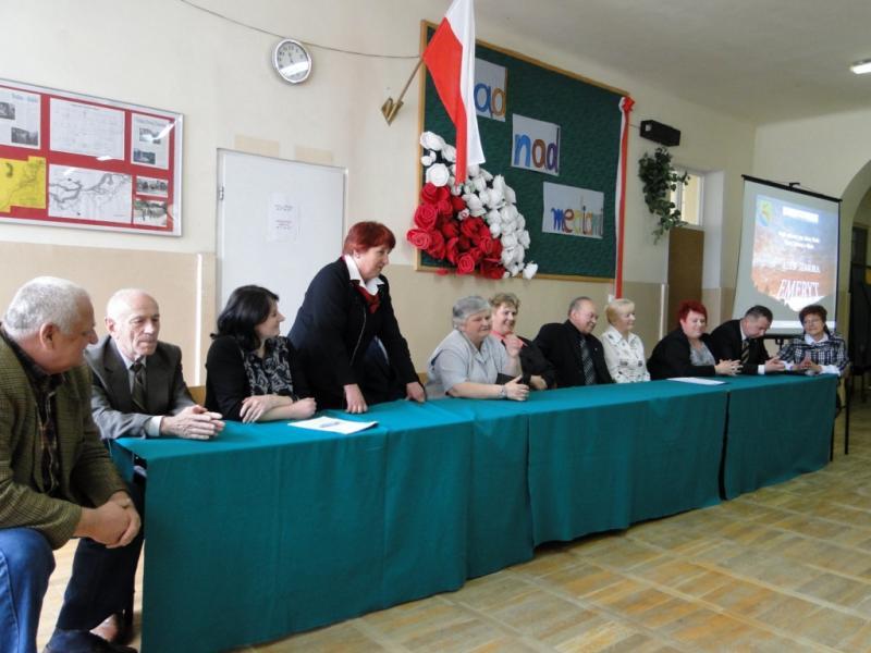 Wizyta Studyjna w Klubie Seniora Emeryt