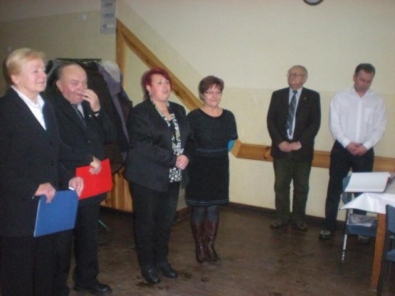 Spotkanie wigilijne w Klubie Seniora Emeryt