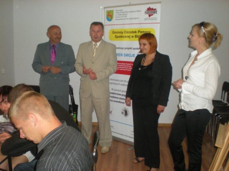 Projekt systemowy POKL - 2010r.