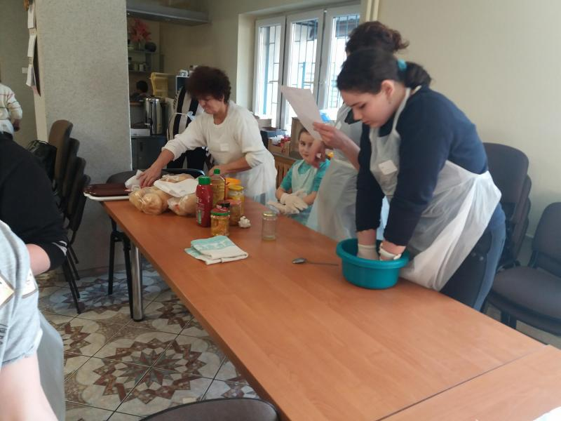 Warszxtaty kulinarne