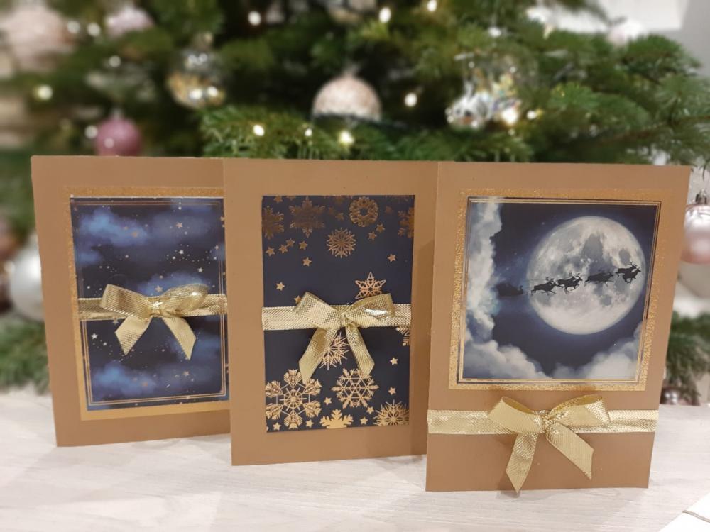 kartki świąteczne z życzeniami