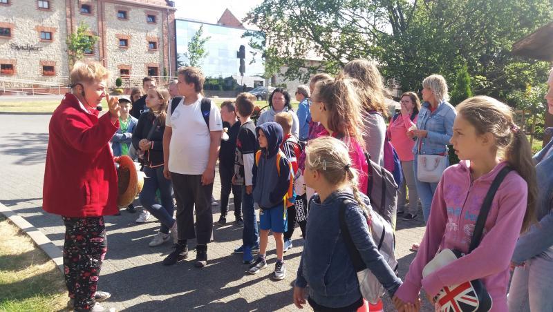 Wycieczka do Parku Miniatur Olszowa
