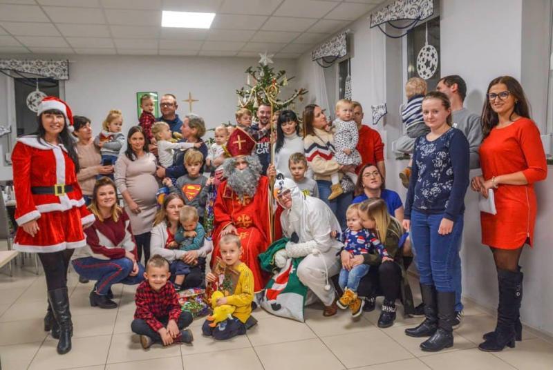 Św. Mikołaj w Dąbrowie