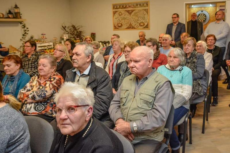 Klub Seniora w Nowej Jamce