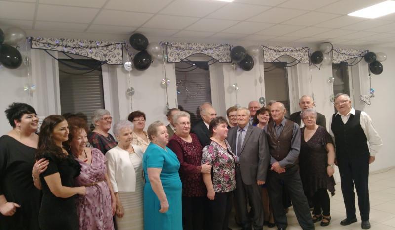 2 urodzinki Klubu Seniora