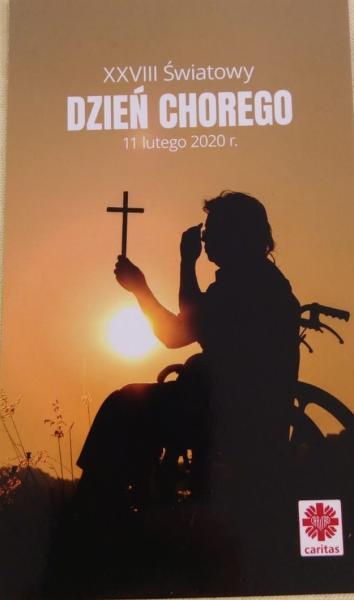 Światowy Dzień Chorego - 11 marca 2020 r.