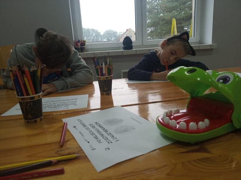 Zajęcia z wychowawcą podwórkowym