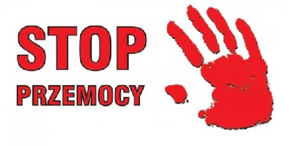 Stop przemocy - PLAKAT