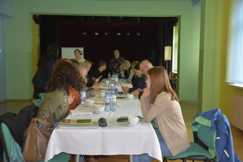 Szkolenie dla członków Zespołu Interdyscyplinarnego ds. przeciwdziałania przemocy w rodzinie