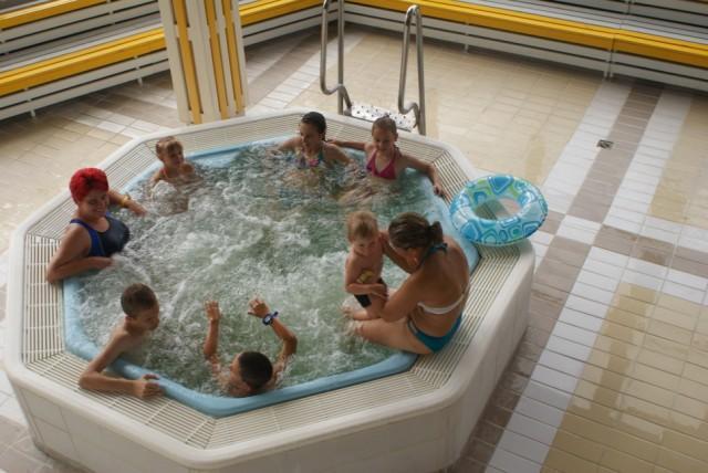 pobyt na basenie Akwawit w Lesznie