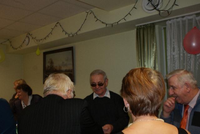 Spotkanie opłatkowe w Klubie Seniora Pogodna Jesień