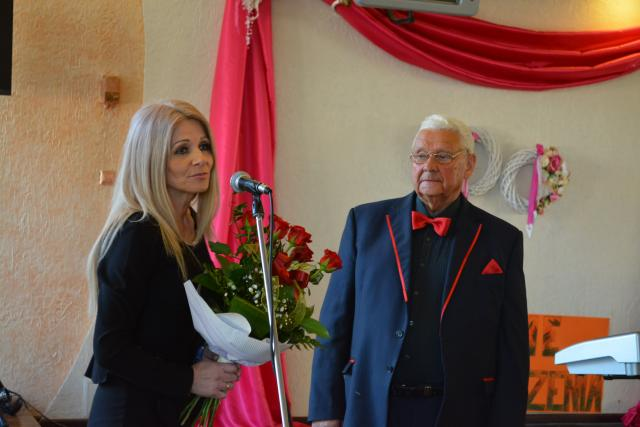 V-lecie Stowarzyszenia Klub Seniora Pogodna Jesień w Górze