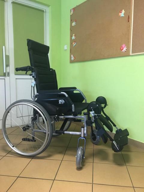 Sprzęt rehabilitacyjny