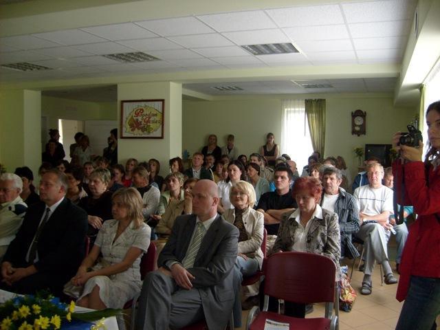 Konferencja promocyjno - informacyjna