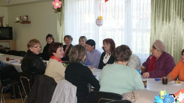 Spotkanie wolontariuszy