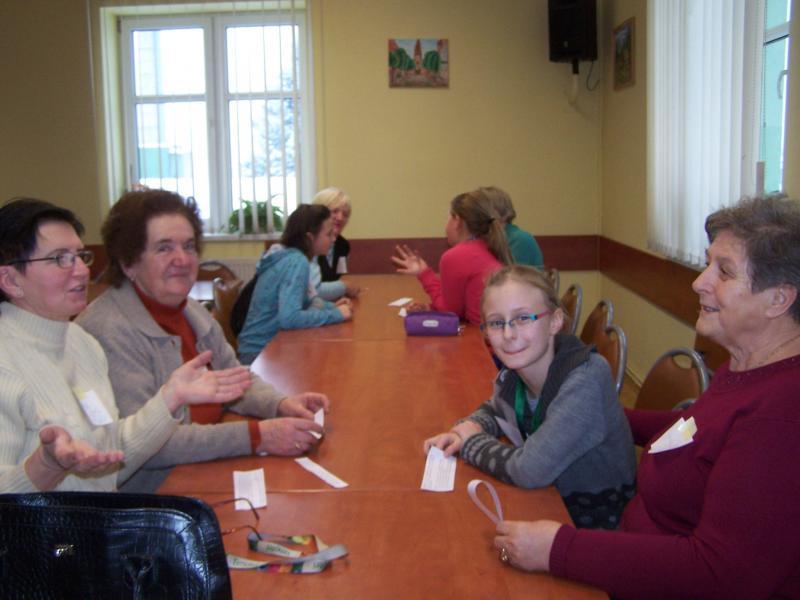Warsztaty dla 2 grup wolontariatu
