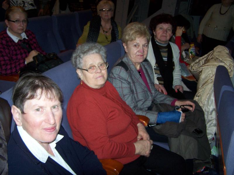 Seniorzy na targach Aktywni 50+ w Poznaniu