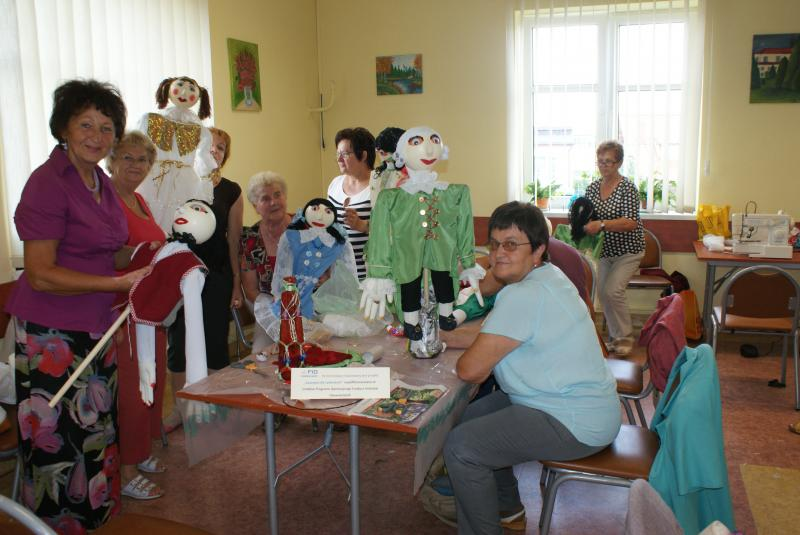 Warsztaty rękodzieła artystycznego- lalkarstwo