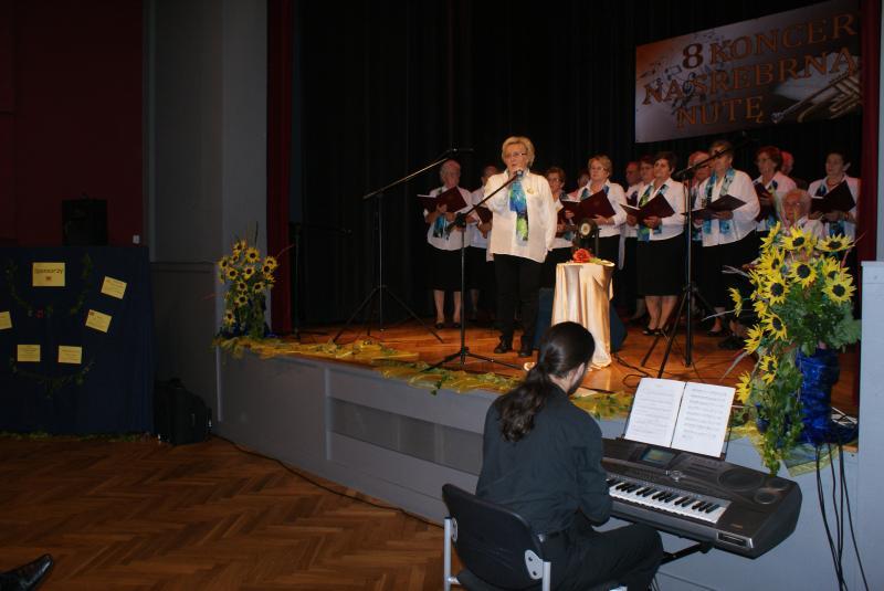 VIII Koncert na Srebrną Nutę