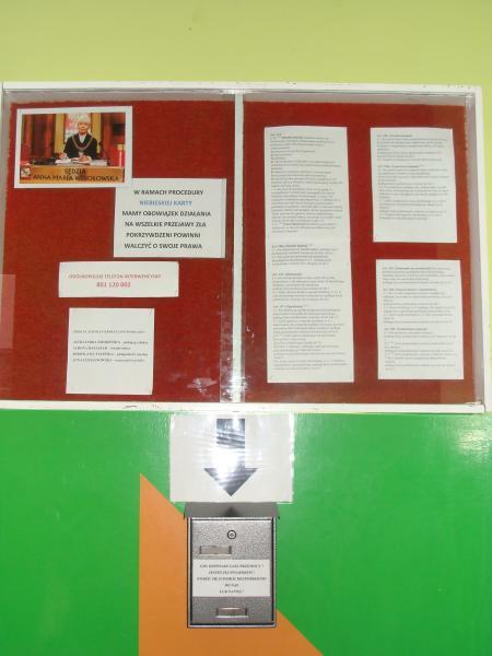 Odpowiedź uczniów Zespołu Szkół Ponadgimnazjalnych w Grodzisku Wielkopolskim na apel Sędzi Anny Marii Wesołowskiej