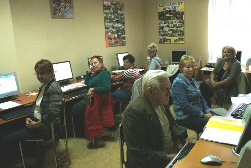 Kurs obsługi komputera, sieci internetowej oraz innych urządzeń technicznych