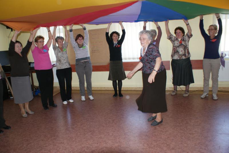 Warsztaty dla przyszłych liderów tańca integracyjnego z animatorem KLANZA