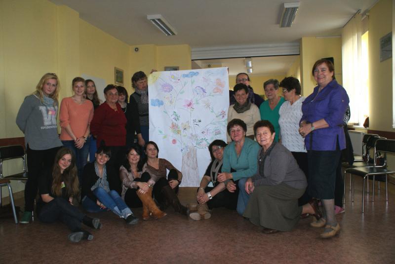 Warsztaty umiejętności komunikacji międzypokoleniowej  (warsztaty z psychologiem)