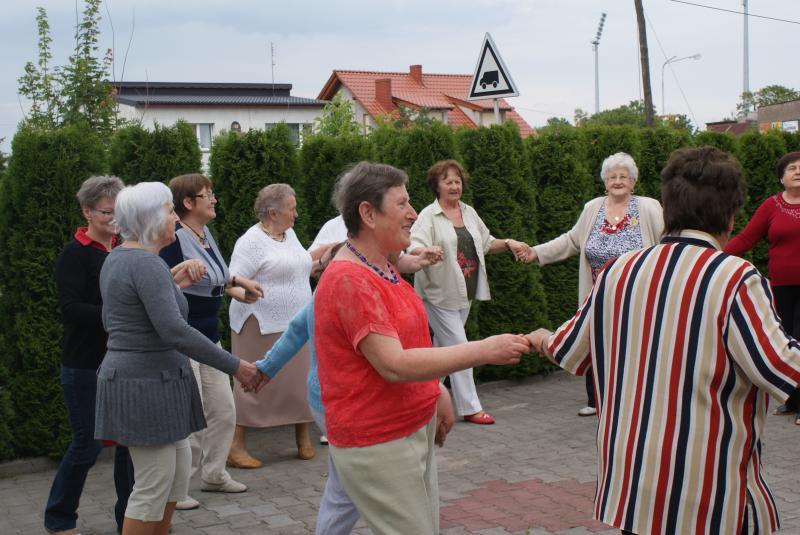 Seniorzy witają lato