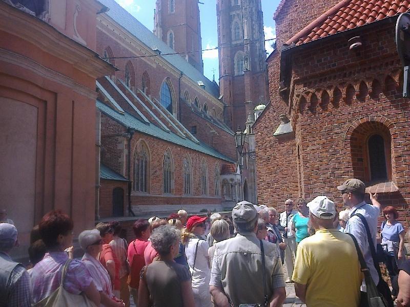 Wyjazd studyjny do Wrocławia