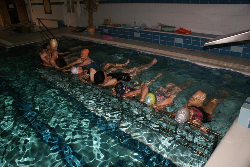 Kurs nauki pływania