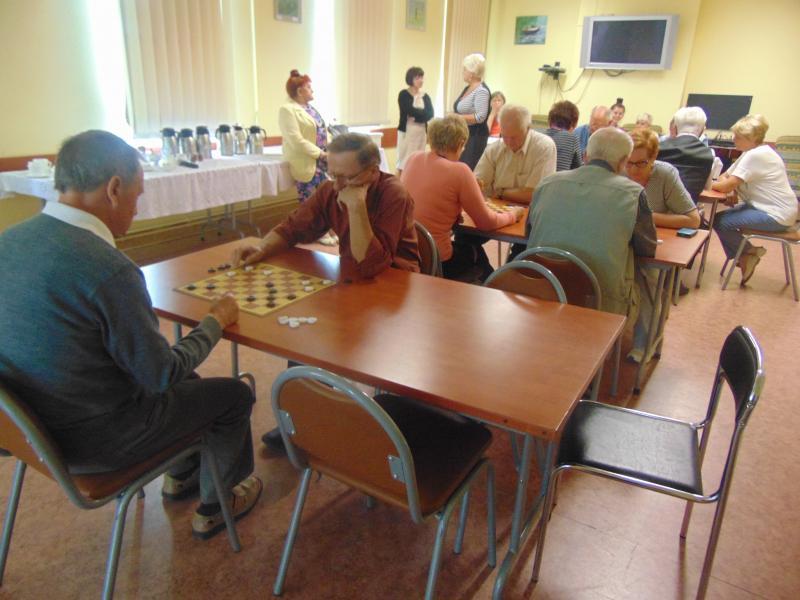 III Integracyjny Turniej Warcabowy między Domami Dziennego Pobytu