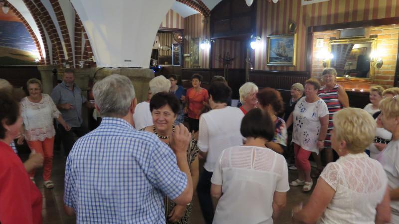 Letni wypoczynek seniorów z Domu Dziennego Pobytu Promessa w Kołobrzegu