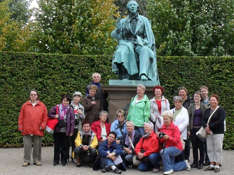 Gminne Centrum Pomocy Środowiskowej z wizytą w Danii