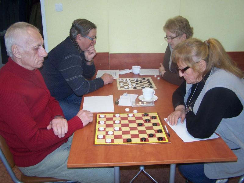 Turniej Warcabowy