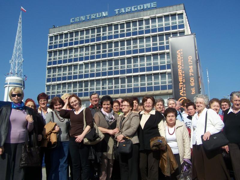 Seniorzy na Targach Aktywni 50+