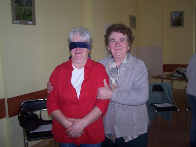Zajęcia warsztatowe dla wolontariuszy z Domu Dziennego Pobytu w Grodzisku Wielkopolskim