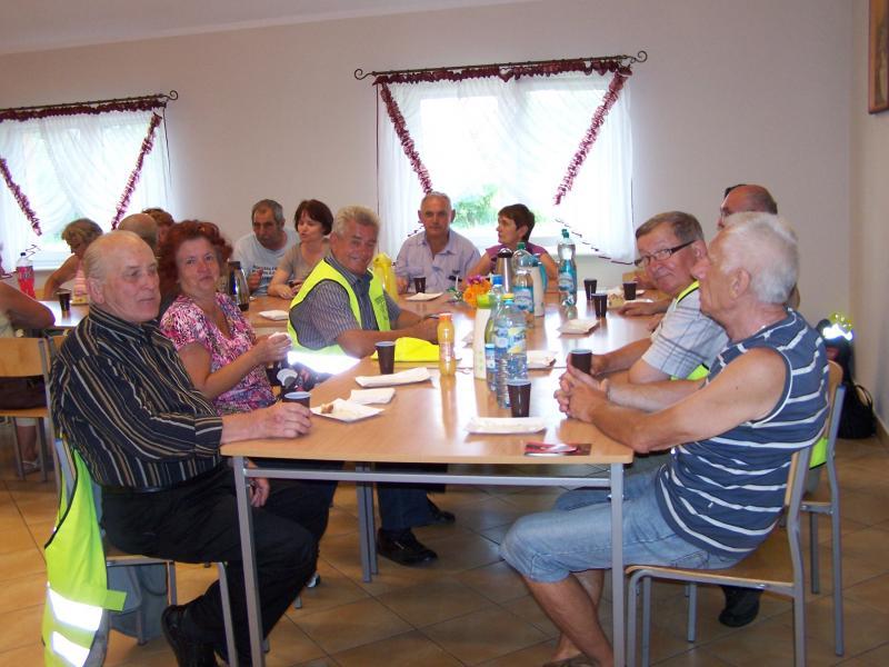 Integracja seniorów w Woźniakach