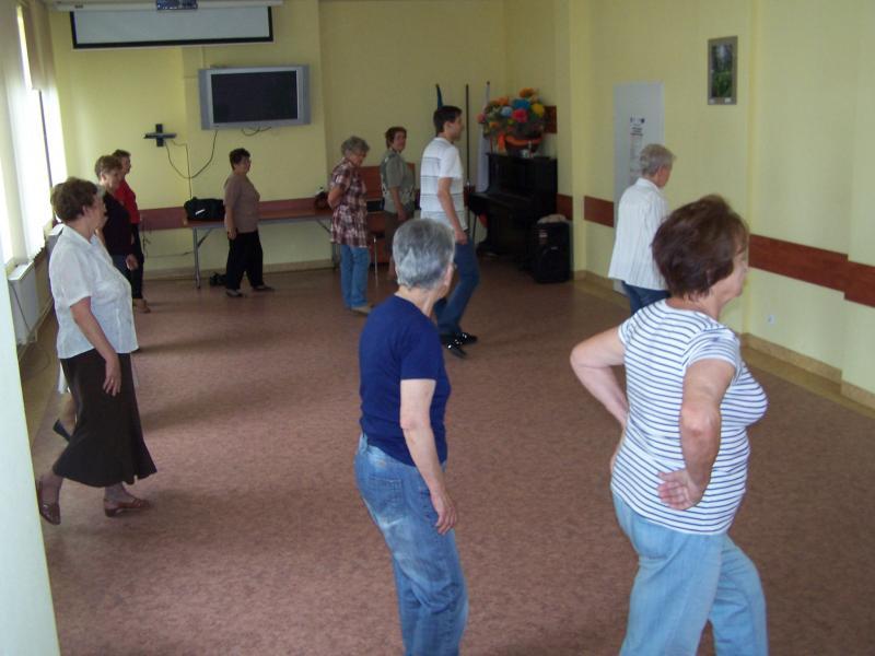 Projekt Profilaktyka prozdrowotna osób niepełnosprawnych poprzez taniec, masaż limfatyczny