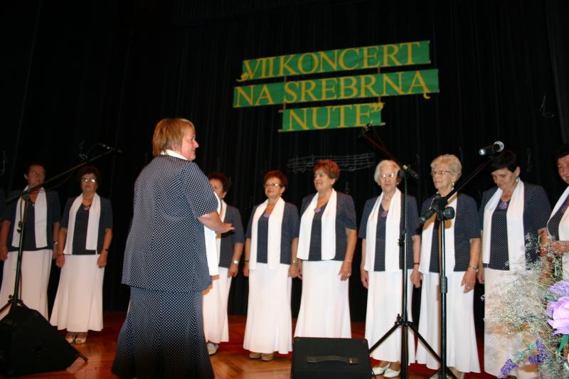 VII Koncercie na Srebrną Nutę