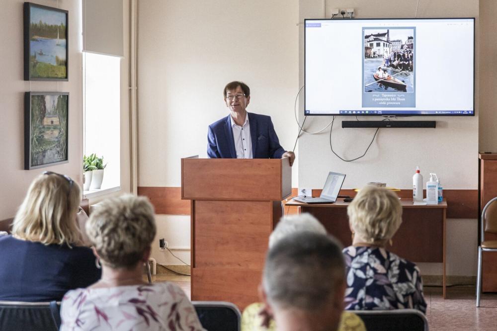 Spotkanie autorskie Wojciecha Zachariasza