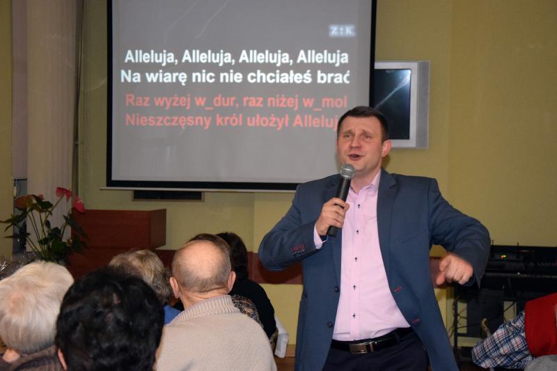 Karnawał w piosence - Kamil Sikorski