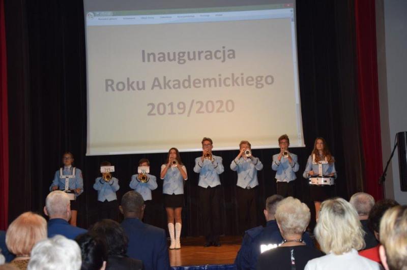 Inauguracja Nowego Roku Akademickiego 2019/2020