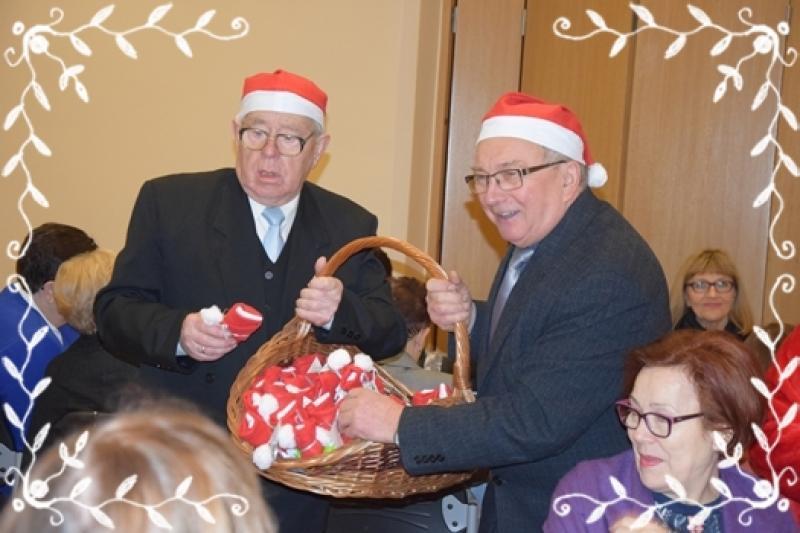 Nasze spotkanie świąteczne