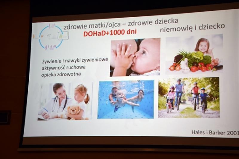 Dzień Zdrowia - wykłady na Wydziale Biologii UAM
